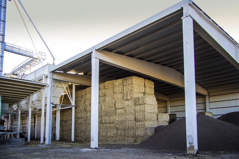 fábrica de piensos en Santervás de Campos