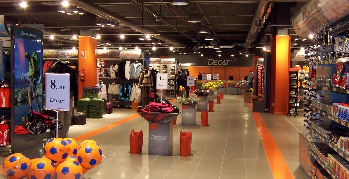 Decathlon Valladolid