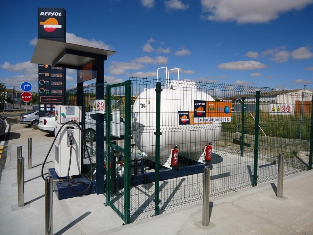 Proyecto de instalación de unidad autónoma GLP