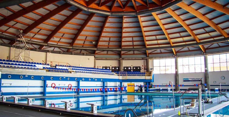 piscina climatizada parquesol