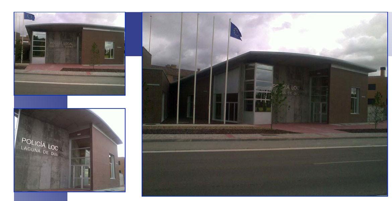 Climatización Geotérmica en Comisaría de Policía Local de Laguna de Duero