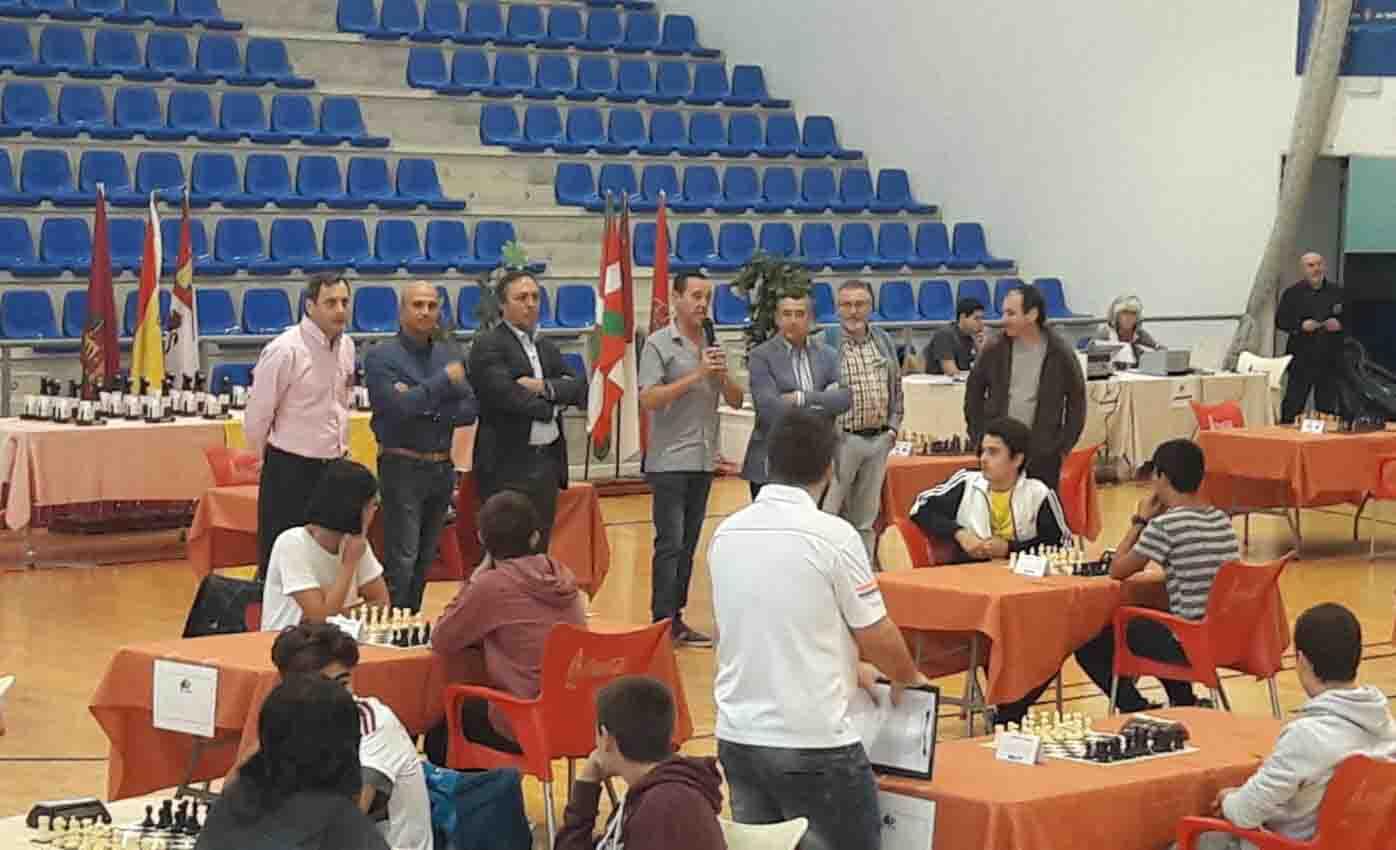 Presentación de la organización y los patrocinadores
