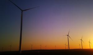 Parque eólico Western Cape