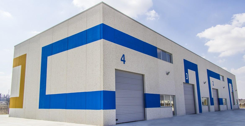 Proyecto Industrial Prado Marina