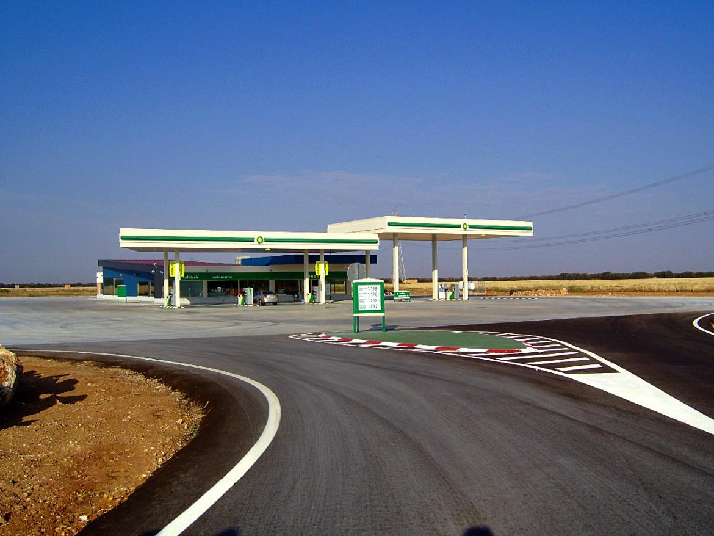 Estaciones de Servicio La Secuoya