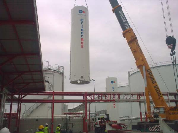Planta de GNL en Ferrol