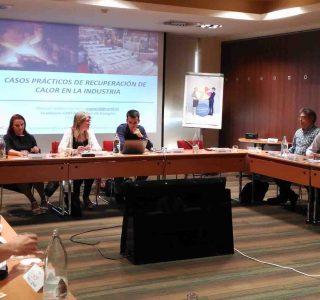 Reunión del Cluster FACYL en Valladolid